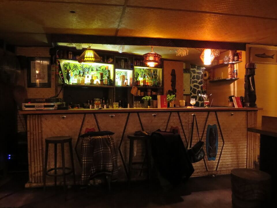 Le Tiki Lounge, Paris
