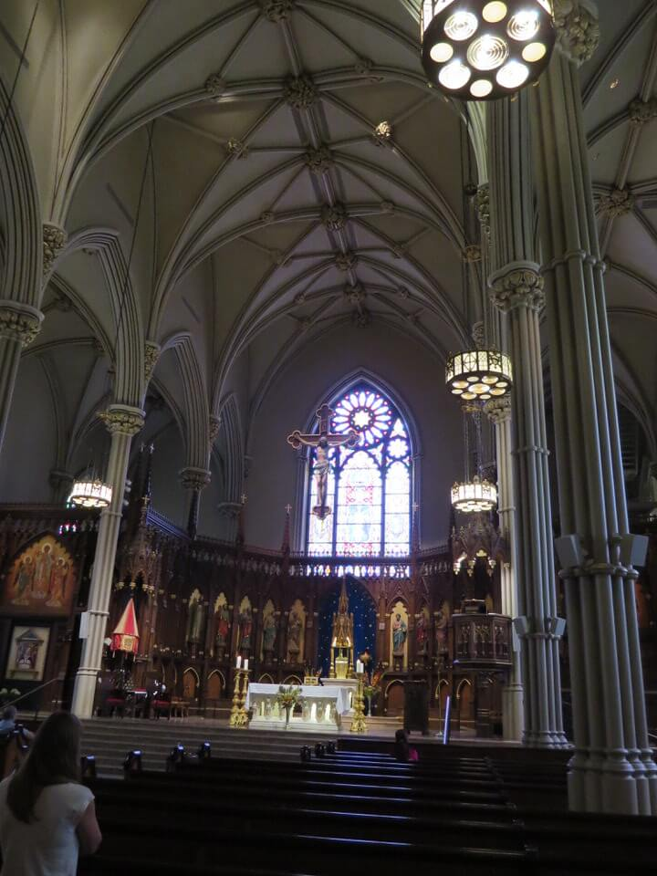 Saint Patricks Basilica New York City