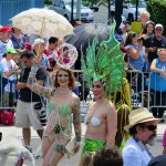 Being a Judge at the Coney Island Mermaid Parade