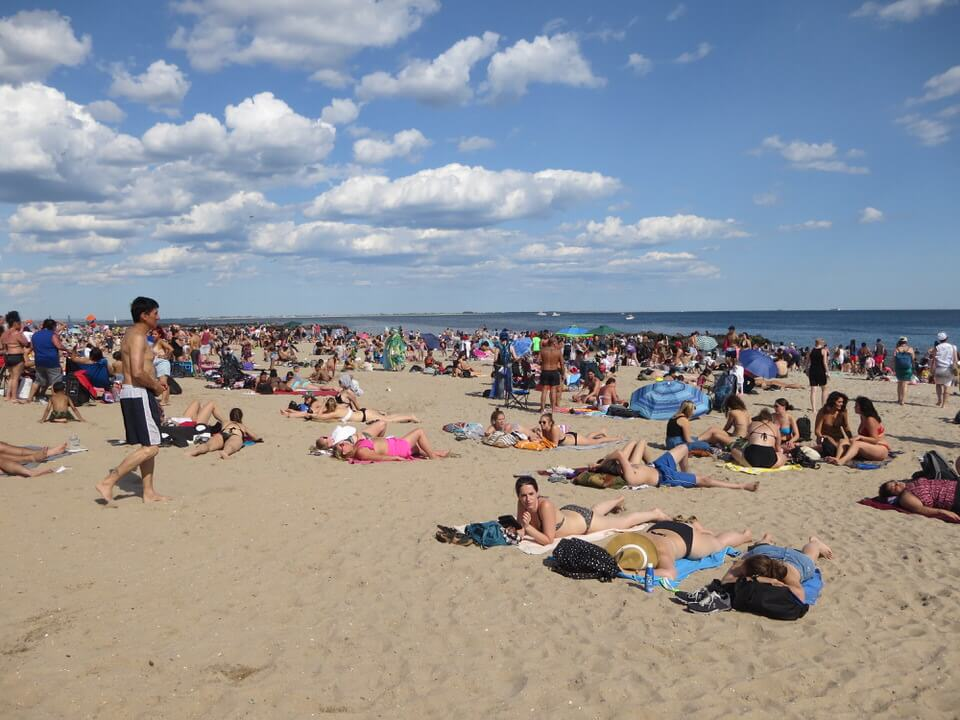Coney Island Beach