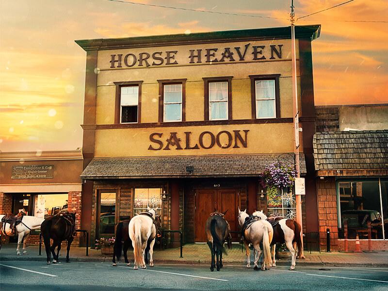 horse heaven saloon prosser