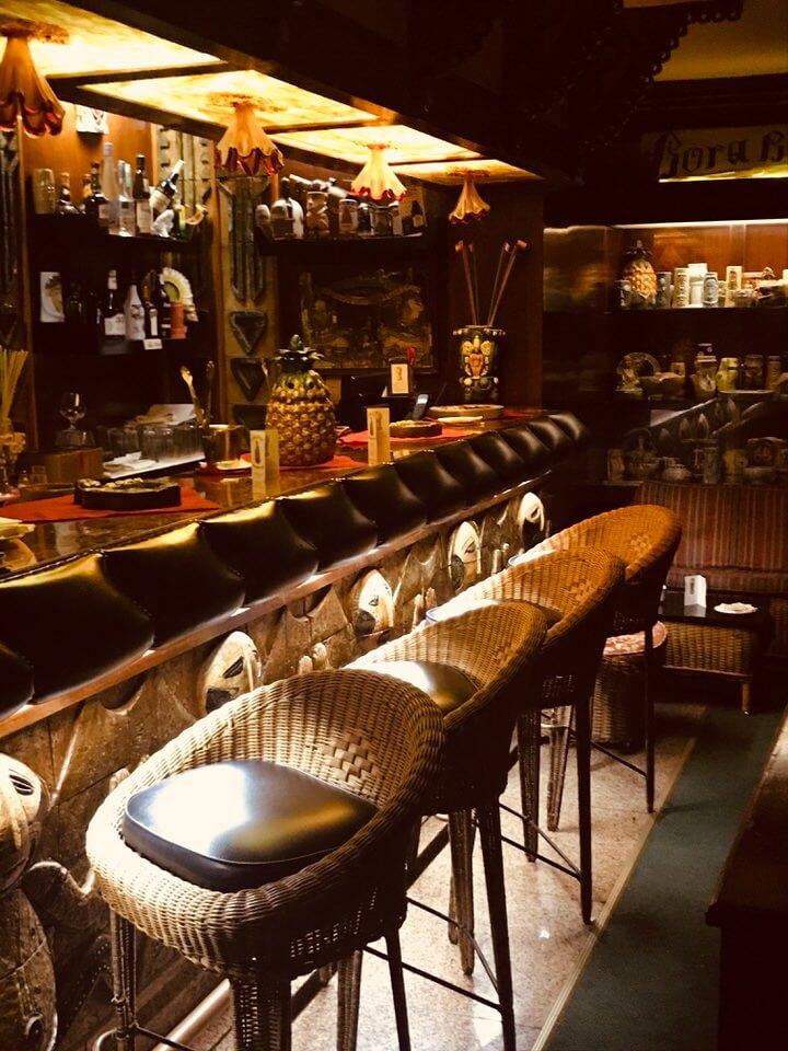 Bora Bora Polynesian bar, Lisbon