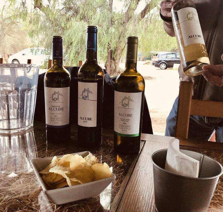 Quinta de Alcube Winery