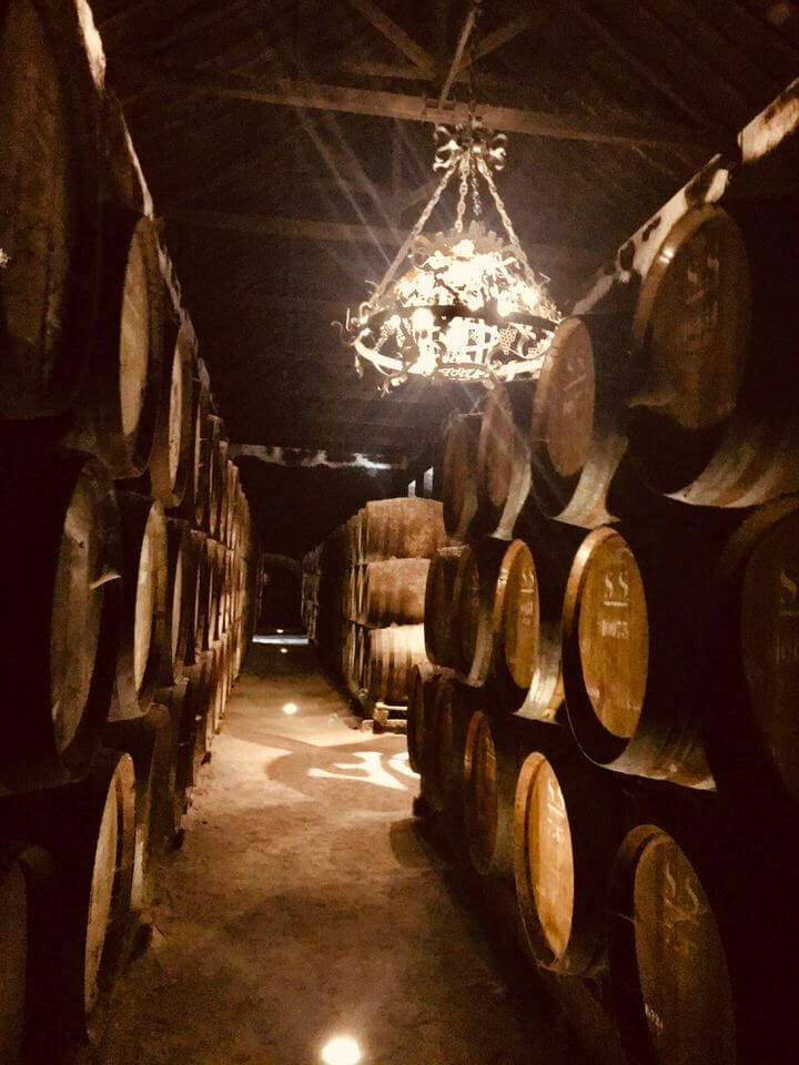 José Maria Da Fonseca winery Portugal