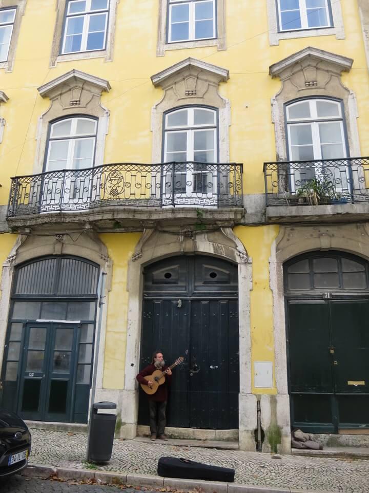 Afalma, Lisbon