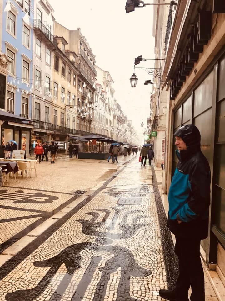 Lisbon's shopping streets