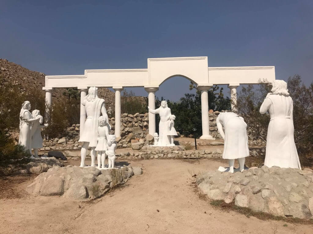 desert christ park yucca valley